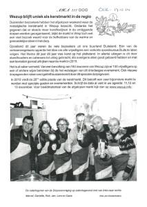 141217 art oek wezup blijft uniek als kerstmarkt in de regio