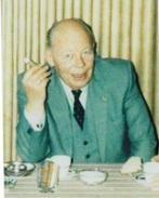 initiatiefnemer oprichting dorpsverenigng Meester Wibbins 1945