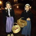 zaterdag kerstvrouwtjes lisa en isabelle (Kopie)