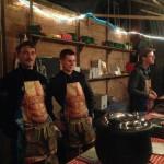 151212 kerstmarkt zaterdagavond rene bart arjen en gert-jan