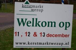 bord kerstmarkt